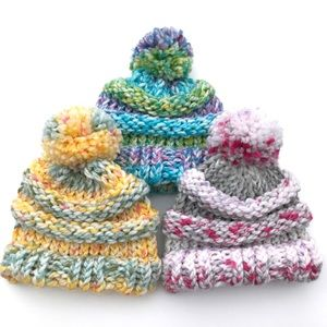 Other - Hand Knit Baby Hat(s)